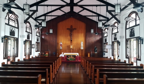 1933 Sacred Heart Chapel