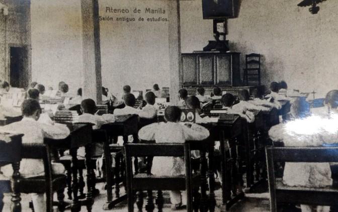 1859 Ateneo Municipál de Manila