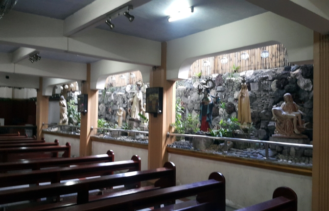 1856 Diocesan Shrine of Our Lady of Mercy