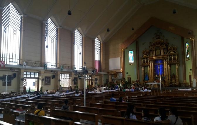 2007 San Bartolome Parish