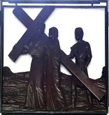 Stations of the Cross IV - Jesus meets Mary