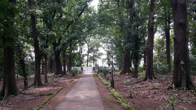 06 Sacred Heart Novitiate, Cemetery