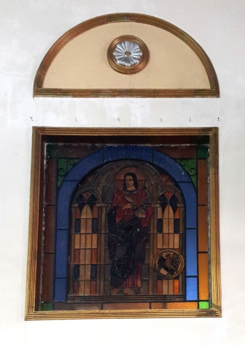 2001-2008 Diocesan Shrine of Our Lady of Mercy, Evangelist John
