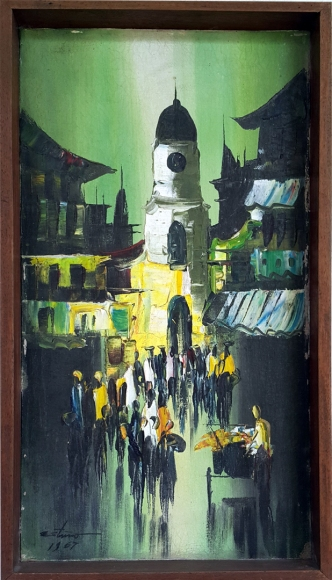 1967 Patoy Estano - The Bell Tower