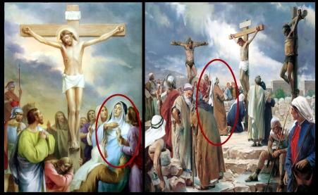 1950s Giuseppe Vicentini - Estacion XII Jesus muere en la cruz