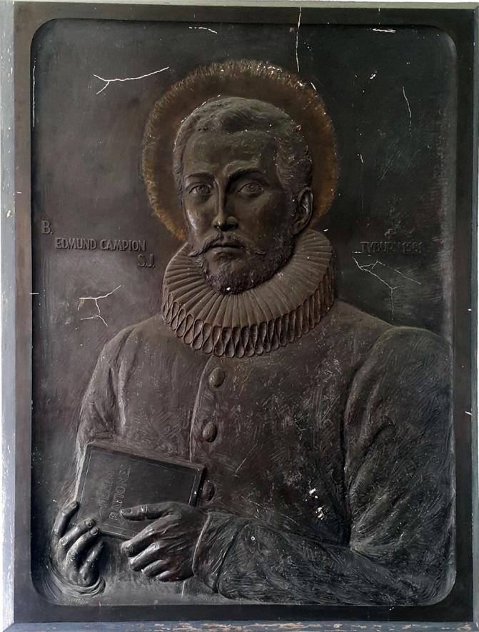 1957 Anastacio Caedo - St. Edmund Campion (1540-1581)