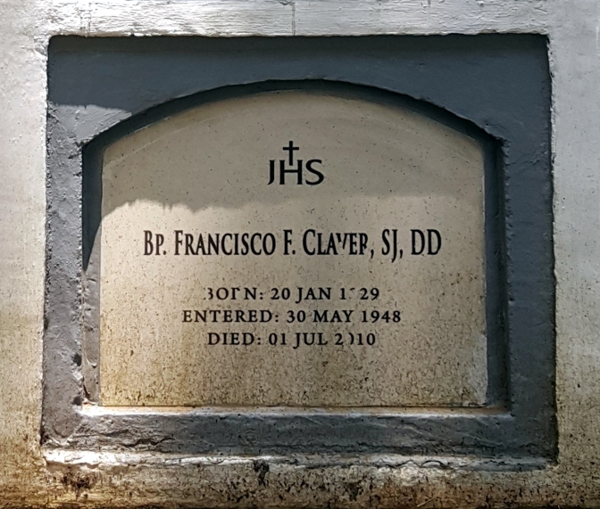 2010 Bp. Francisco F. Claver SJ DD (1929-2010)