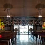 Novaliches, Quezon City: The Charlie Anorico collection at the Cathedral-Parish and Diocesan Shrine of the Good Shepherd