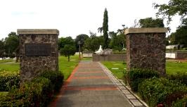 1980 Holy Cross Memorial Park, Garden of Gethsemane
