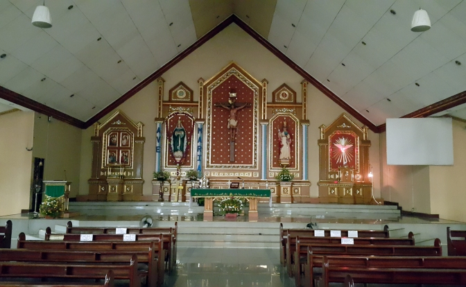 2004 Christ, King Of The Universe Parish, Kingspoint Subdivision