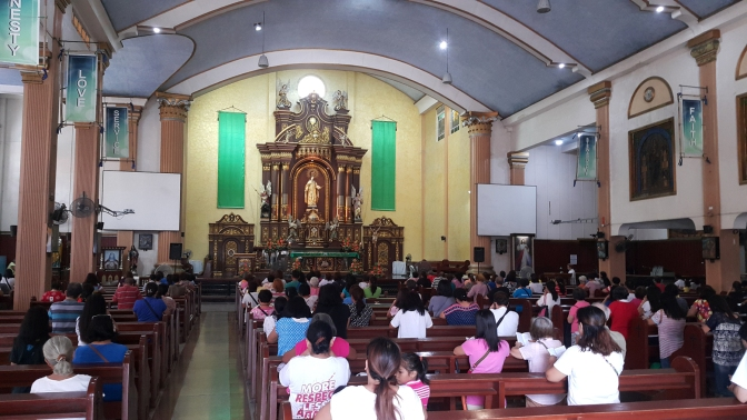 1856 Diocesan Shrine of Our Lady of Mercy, Quirino Highway