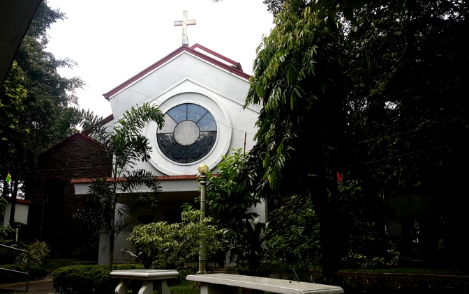 1981-2002 Our Lady of Remedies Chapel, Don Enrique Subdivision