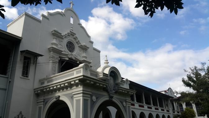 1932 Sacred Heart Novitiate, Quirino Highway