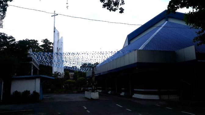 1986-1994 Ina Ng Buhay Parish, Damong Maliit Road