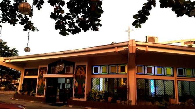 1960s-2003 Holy Family Parish, Bahay Toro, Bagong Bantay