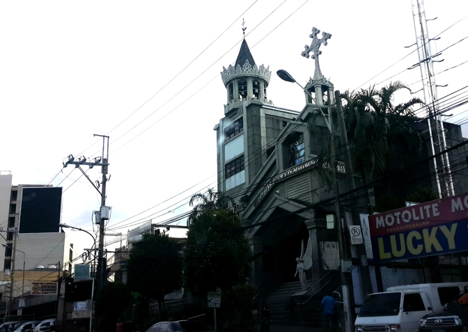 1992 Our Lady of the Annunciation, Mindanao Avenue