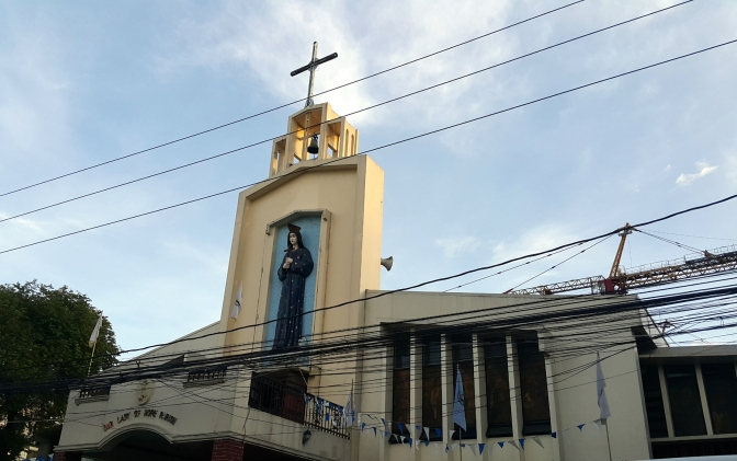 1966 Our Lady of Hope Parish, Road 3, Bagong Pag-asa