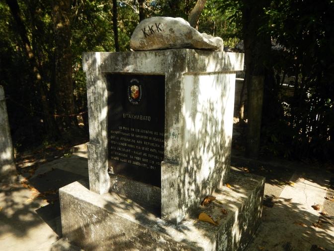 Biak-na-Bato Monument, San Miguel, Bulacan
