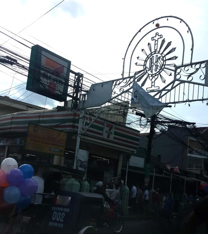 Barangay Talipapa, J.P. Ramoy Street