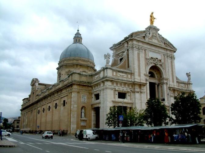 1569-1679 Santa Maria degli Angeli, Italy