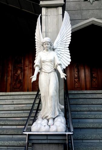 1992 Our Lady of the Annunciation, Angel Gabriel