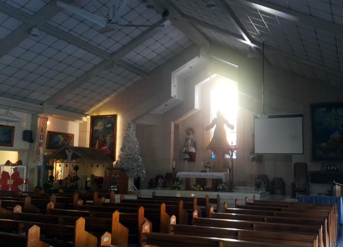 1995 Ferdie Acuña - The Risen Christ