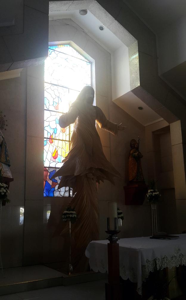 06B 1995 Ferdie Acuña - The Risen Christ