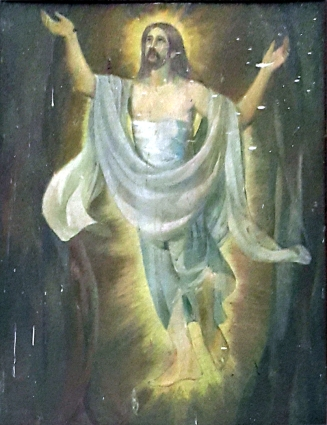 1986 Antonio Ko Jr - Via Crucis XV: The Resurrection of the Christ