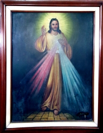 Sacred Heart of Jesus Confessional by Amor