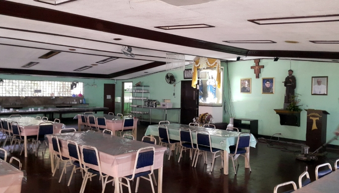 Our Lady of the Angels Seminary-College, Canteen & Multipurpose Hall