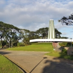 Tandang Sora Avenue, Quezon City: Celebrating our National Identity in Architecture, at the Himlayang Pilipino Memorial Park