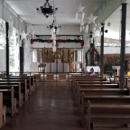 Commonwealth Avenue, Quezon City: Santo Niño de Leyte Shrine