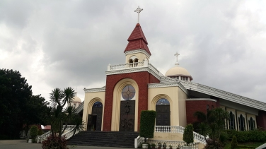 2003 Froilan Hong - Santuario de San Vicente de Paul Parish