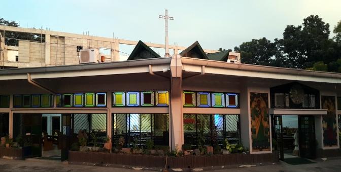 1960s-2003 Holy Family Parish