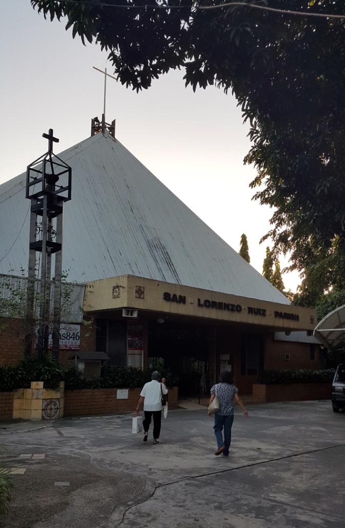 01 1987 San Lorenzo Ruiz Parish, Culiat, Tandang Sora