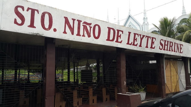 1983 Santo Niño de Leyte Shrine
