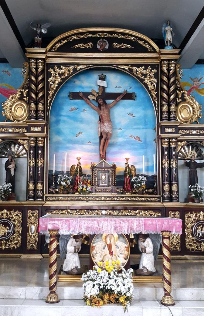 2010 Altar Crucifix