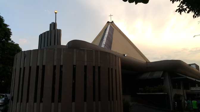 06 1966 Our Lady of Perpetual Help Parish Church, Jersey St. Project 8
