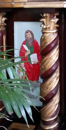 2010 Lectern, St. Matthew