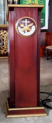 2010 Franciscan Lectern