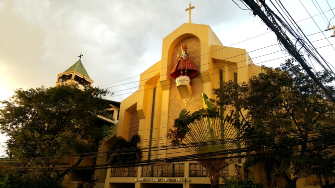 07 1978 Sto. Nino Parish Shrine, Bukidnon Street, Bago-Bantay