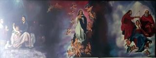 2010 Romeo Monte - Sagrada Famila, Assumption of the Virgin, & Coronation of the Virgin