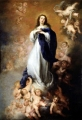 1678 Bartolomé Esteban Murillo (1617–1682) - Immaculate Conception of Soult