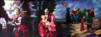 2010 Romeo Monte - St. Joseph's Dream, St. Joseph the Father, & St. Jospeh the Carpenter