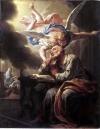 1690 Francesco Trevisani (1656-1746) - The Dream of St. Joseph
