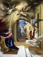 1572 El Greco (1541–1614) - The Annunciation