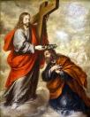 1670 Juan de Valdés Leal (1622–1690) - Coronación de San José