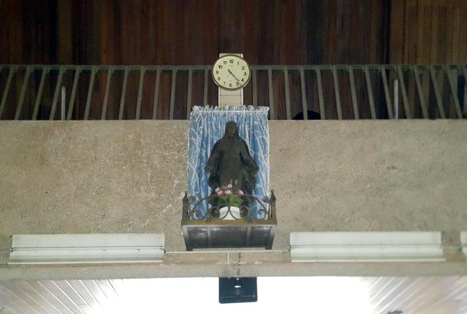 1990s Napoleon Abueva - Immaculate Conception