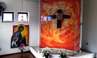 2006 San Lorenzo Ruiz Adoration Chapel, Monstrance
