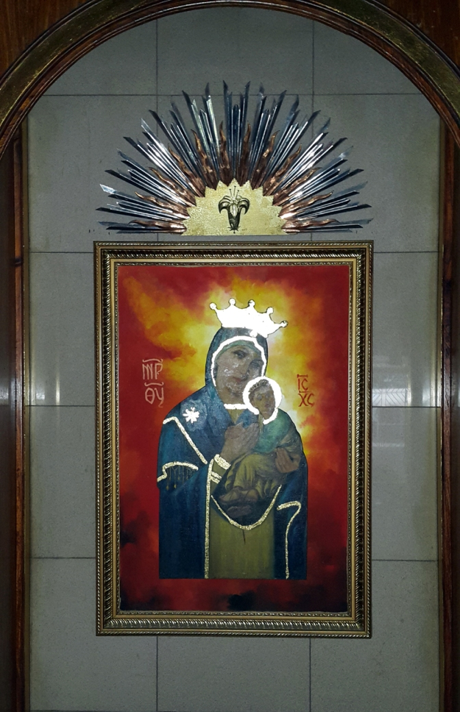 2002-2008 Father Emmanuel 'Pong' del Rosario - Our Lady of Perpetual Help